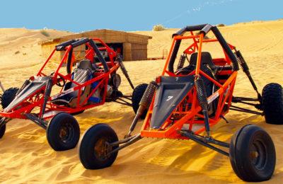 Evening Dune Buggy Safari