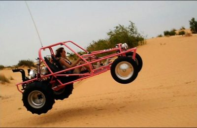Overnight Dune Buggy safari