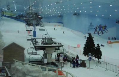 Ski Dubai package price