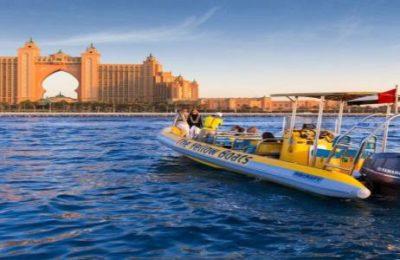 Yellow Boat Dubai