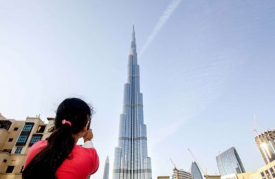 Burj Khalifa tour package