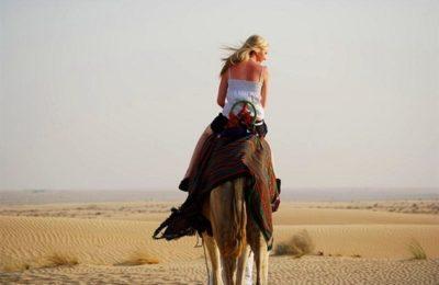 Camel Safari Dubai