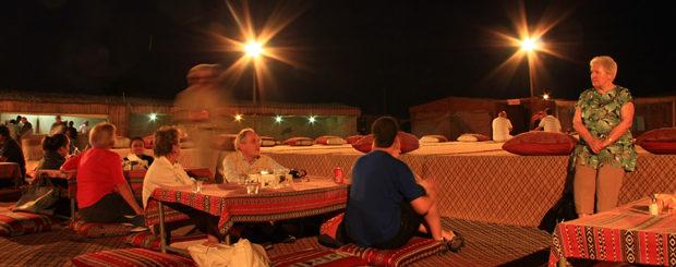 overnight desert safari package dubai