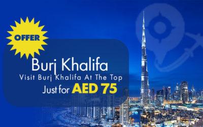 Burj Khalifa offer discount price