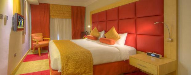 honeymoon raintree hotel